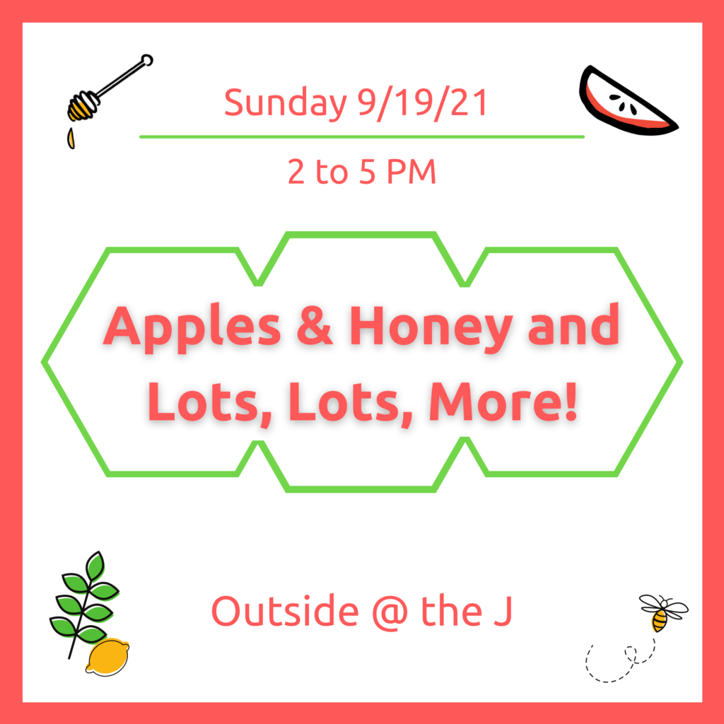 Apples & Honey and Lots, Lots, More!