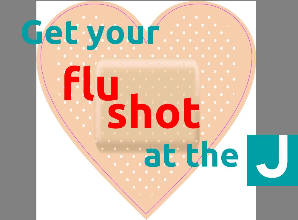 Get your Flu Shot at the J